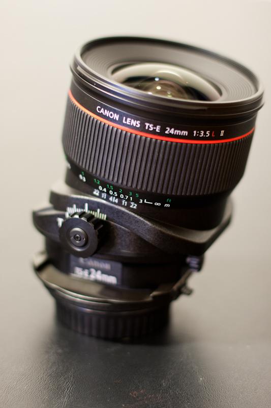 Canon TS-E 24 f/3.5 L II