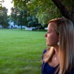 Tilt-Shift Portrait Example